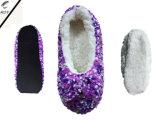 سبعة لون نساء جسيم مغزول أحذية داخليّة ([ر-سل1616])