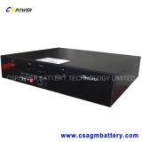 батарея фосфата утюга лития 48V40ah (LiFePO4) с сообщением действует Bt-P4840X-6-I