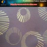 Ткань жаккарда, ткань тафты полиэфира сплетенная жаккардом на подкладка (1ъ)