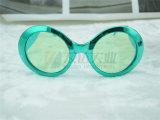 Óculos de sol redondos grandes do partido e da novidade (GGM-196)
