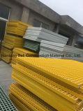 ガラス繊維によって形成される格子/ガラス繊維の砂の梯子、FRP/GRPの格子、スリップ防止通路