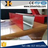 Kxd 기계를 만드는 알루미늄 금속 개골창 롤러