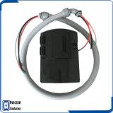 Коробка Disconnect кондиционера и электрические хлысты установили AC
