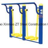 大人および子供のための屋外の適切な装置の二重波のペダル