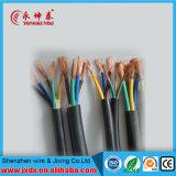 Câblage cuivre flexible électrique du faisceau 3*2.5 Sqmm de Rvv 3