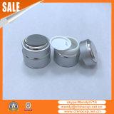 7g15g30g50g svuotano il vaso cosmetico di alluminio d'argento