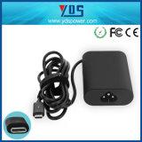 30W 45W 65W 90W 5V 9V 12V 15V 20V 1A~3A neuer USB Palladium-Typ c-Aufladeeinheits-Laptop-Adapter für DELL