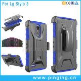 Pistolenhalfter-Riemen-Klipp-Telefon-Kasten für Schreibkopf 3 Fahrwerk-Stylo