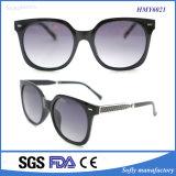 Abitudine di plastica degli occhiali da sole di ultimo disegno il vostro proprio marchio