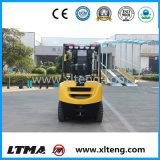 Chinesischer nagelneuer 3 Gabelstapler der Tonnen-LPG/Gasoline für Verkauf