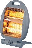 calefator 800W elétrico com câmaras de ar do halogênio