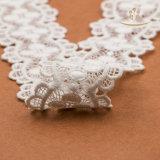 Gestickte dekorative Spitze-Ordnung für Kleider allgemein verwenden