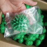 プラスチック小型ゴム製マッサージ手球