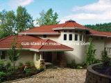 돌 입히는 기와 또는 아프리카 건축재료 금속 지붕 장