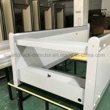 Puerta elegante de la seguridad de Secugate 650 de la verificación fácil instalar la puerta del detector de metales de la arcada