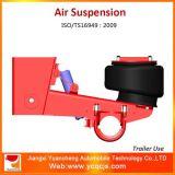 Sistema de suspensão de tipo americano do ar do Semi-Trailer do eixo Ycas-002