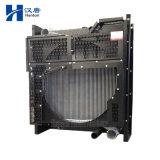 Radiateur de refroidisseur de pièces de moteur de moteur diesel de Cummins MTA11-G3 pour le générateur silencieux