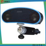 LED 가벼운 wiith BQB FCC 세륨 RoHS PSE 증명서를 가진 방수 자전거 bluetooth 스피커