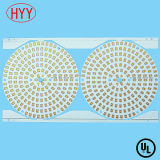 Dubbele Layer Fr4 PCB Board met UL Approved en LED Assemble (hyy-128)
