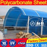 ポリカーボネート空シートの屋根ふき材料