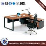 Tabela de madeira laminada melamina do escritório executivo (Hx-6M319)