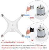 La lentille de Pgytech filtre le fantôme 4 de Dji 3 accessoires Mcuv ND4 COMPLET 8 16 de pièce de bourdon le stabilisateur 3axis Quadcopter d'appareil-photo de 32 cardan