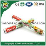 Papel de aluminio suave para la utilización alimenticia