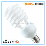 Половинный светильник спирали 30W T4 CFL светлый энергосберегающий