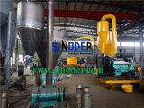 Transportador neumático para grano Sistema de transporte neumático Sistema de transporte móvil Transportador de granos para carga y descarga