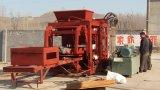 Máquina concreta hidráulica grande del ladrillo de la máquina del ladrillo sólido de la talla Qt10-15/de la pavimentadora del color