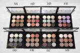 Sombra de ojo profesional de los colores completos de la gama de colores 9 del sombreador de ojos del maquillaje