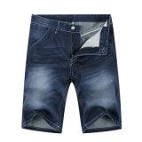 2017 die Mann-Jeans-Kurzschluss-Form schließt Jeans-Baumwolldenim-Kurzschlüsse kurz