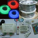 60LEDs/M ETL verzeichneten die Farbe 5050, die LED-Streifen ändert