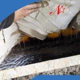 Imprensa de filtro hidráulica de lavagem de Chambe da água de esgoto da areia