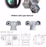 Vigilância de carro policial Câmera IR PTZ de visão noturna de 100m da visão noturna (SHJ-HD-TA)