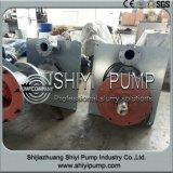 Bomba vertical centrífuga da pasta do depósito para a mineração & a água Waste