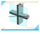 Sistema Invisible Muro Cortina de Vidrio