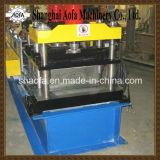 De volledige Automatische Rand GLB die van het Staal van de Kleur Broodje maken die Machine vormen