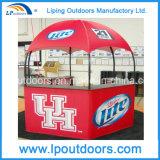 Sechseckiges Pavillion-Zelt Durchmesser-3m für Nahrungsmittel-und Getränkeförderung