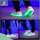 Zapatos olímpicos calientes de la venta LED para los hombres y la mujer