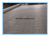 De Glasvezel Geogrid van de Versterking van het asfalt