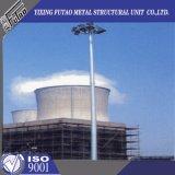 40m Hoge Mast Pool met de Lamp van het Halogenide van het Metaal 2000W
