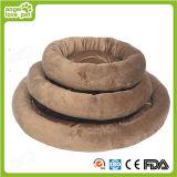 Divertido forma redonda felpa mascotas Sofá cama del perro en Venta