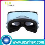 Os vidros os mais atrasados da caixa 3D de Vr para apreciam o jogo 3D/filme em Smartphones