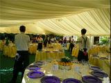 tiendas al aire libre gigantes de Tunne de la familia de la tienda de la boda del partido de los acontecimientos del PVC del aluminio de los 20X30m