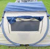 [أوتومتيكل] يخيّم خارجيّة سفينة أسلوب تمويه [190ت] خيمة