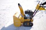 Метатель снежка газолина профессионала 11HP Loncin (ZLST1101Q)