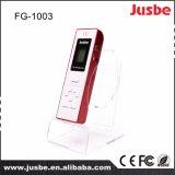 教師のためのFg-1004 2.4Gの携帯用スタジオの無線マイクロフォンかコンデンサマイクロホン