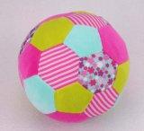 Игрушка шарика младенца изготовленный на заказ плюша пискливая с кольцом