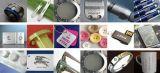 Machine gravure de laser de fibre de haute précision pour la pipe de PVC